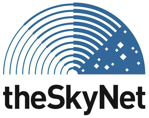 theSkyNet logo